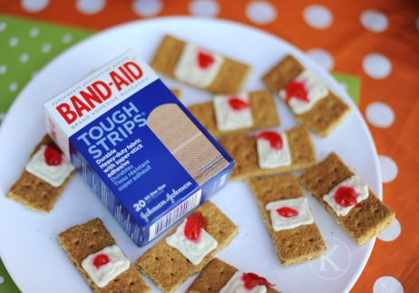 Used Band-Aids