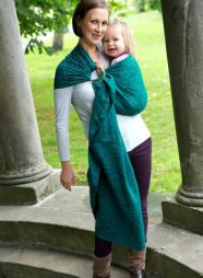 Maya Ring Sling. Image from: http://www.oschaslings.com/