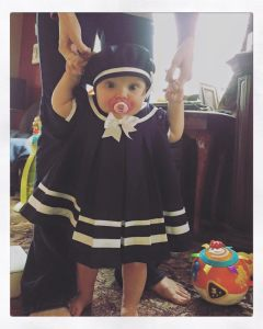 Our Little Sailor Gal